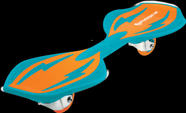 waveboard, deluxeboard, minirazorripstik, swivelstickskateboard