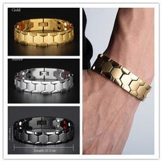 Steel, 925 silver Bracelet, Titanium Steel Bracelet, Jewellery
