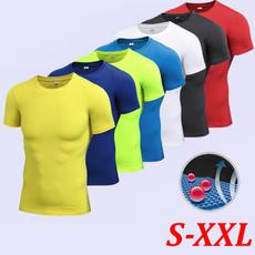 Outdoor, shirtsforman, Cotton T Shirt, Fitness
