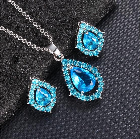 crystal pendant, Fashion, Jewelry, Chain