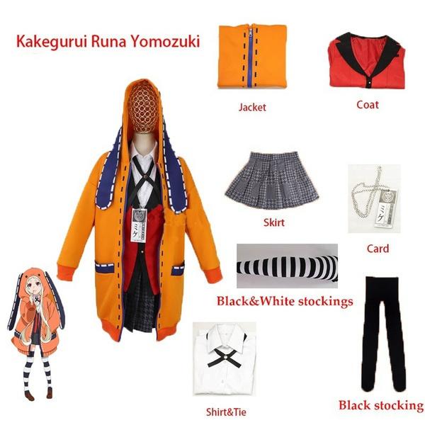 Fashion, Cosplay, kakeguruirunayomozuki, Cosplay Costume