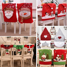 snowman, elk, chaircover, familygathering