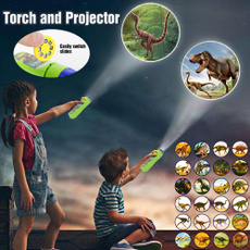 Funny, Toy, dinosaurtoy, projector