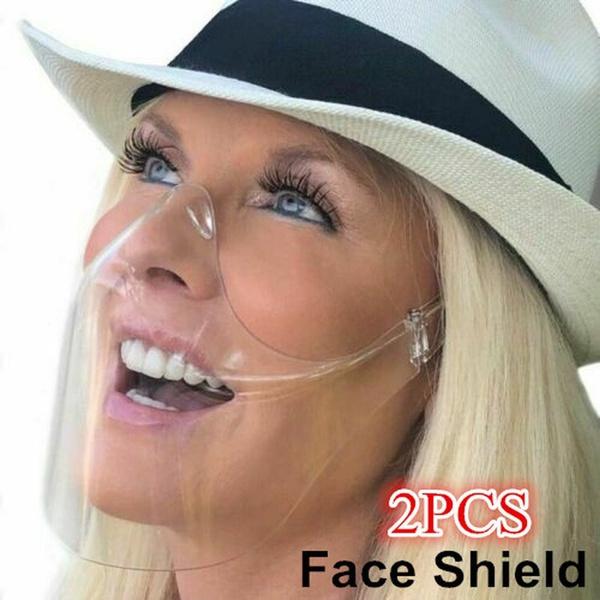 transparentmask, shield, faceshield, Masks
