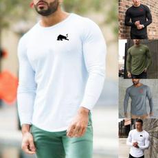 Summer, Spring/Autumn, runningshirt, Long Sleeve