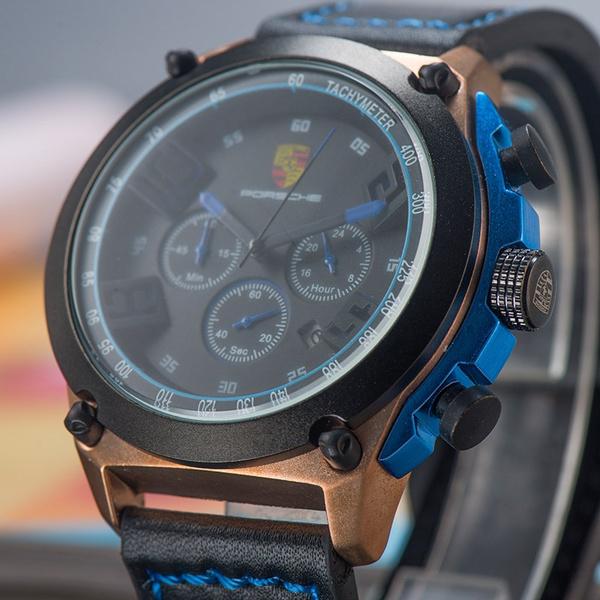 quartz, Stainless Steel, business watch, Waterproof