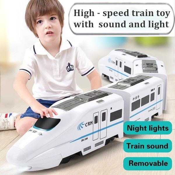 Toy, railcar, simulationtrainmodel, lights