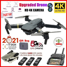 Quadcopter, Batteries, Remote Controls, Bags