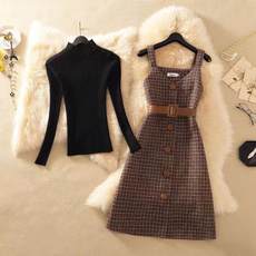 Plus Size, long dress, Dress, Mini dress