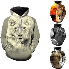 Fashion, lionhoodie, coolhoodie, menswomenshoodie
