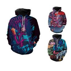 bitterbeastsprintedhoodie, Fashion, womens hoodie, Hoodies