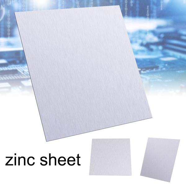 zincsheet, businesssampindustrial, zincplate, metalfoil