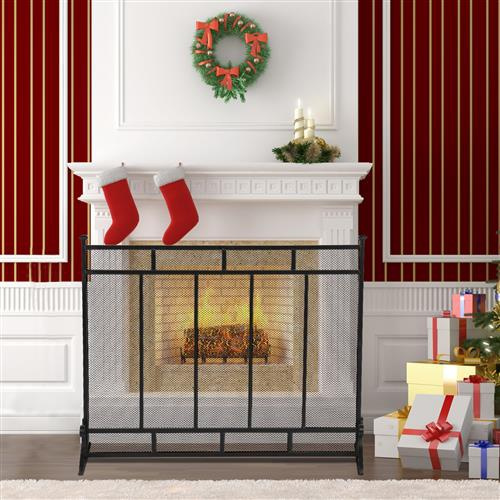 Heavy, indoorfireplace, Home Decor, stainedgla