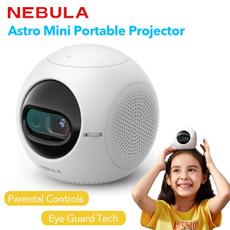 nebulaastro, portableprojector, eye, projector