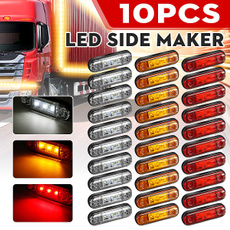 led, carmarkerlight, sidemarker, Truck