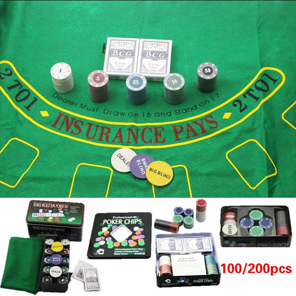 Box, Poker, Entertainment, Chips