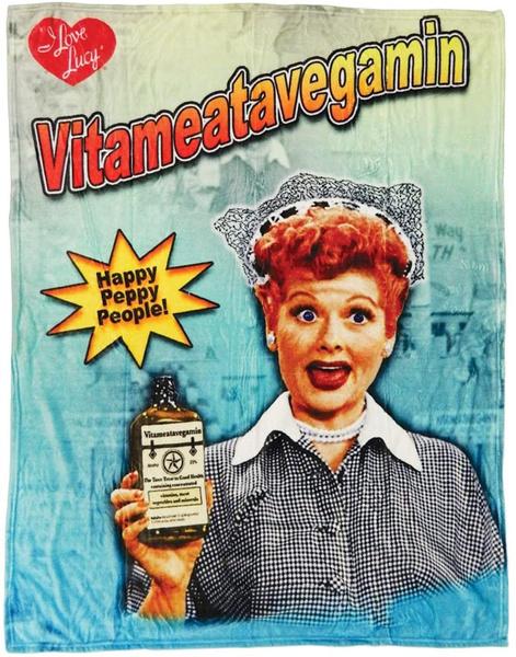 vitameatavegamin, Products, Love, throw