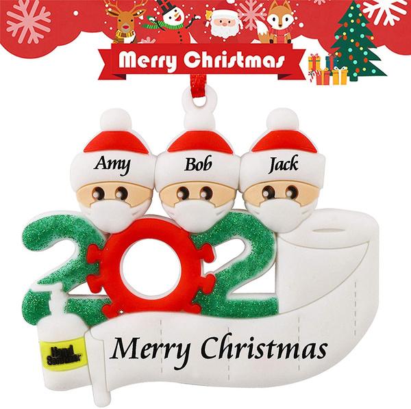 Christmas, Family, Tree, Ornament