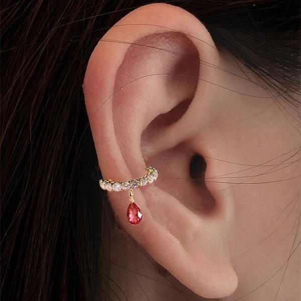 for women, Jewelry, earringsclip, cliponearring