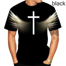 crosstshirt, Summer, Fashion, Christian