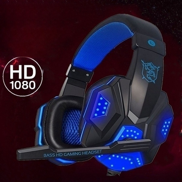 Headset, Video Games, ps4headsetwithmic, led