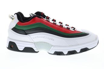 Synthetic, Sneakers, mediumdm, whitegreen