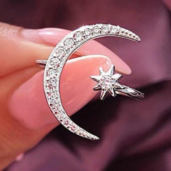 Fashion, Star, wedding ring, Gifts