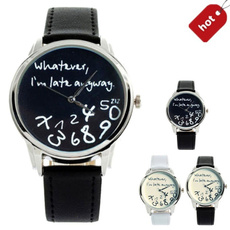 Funny, quartz, classic watch, unisex