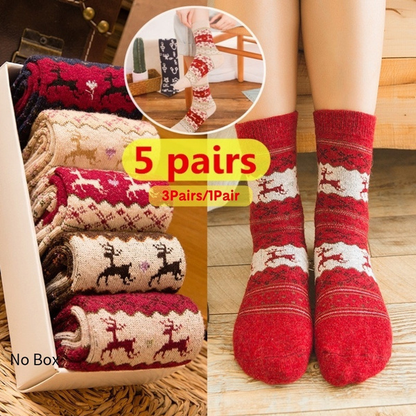 Hosiery & Socks, Cotton Socks, Winter, Gel