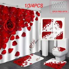 Valentines, decoration, Bathroom, bathroomdecor