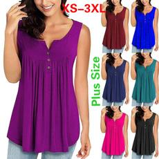 Women S Clothing, Vest, Plus Size, Summer