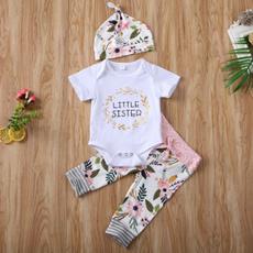 Baby, cotton-blend, Dress, Tops
