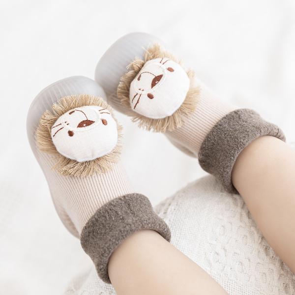 babysock, Winter, rubbersole, Socks
