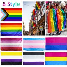 colorfulflag, rainbow, Love, Colorful