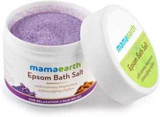 mamaearth, epsom, salt, Bath