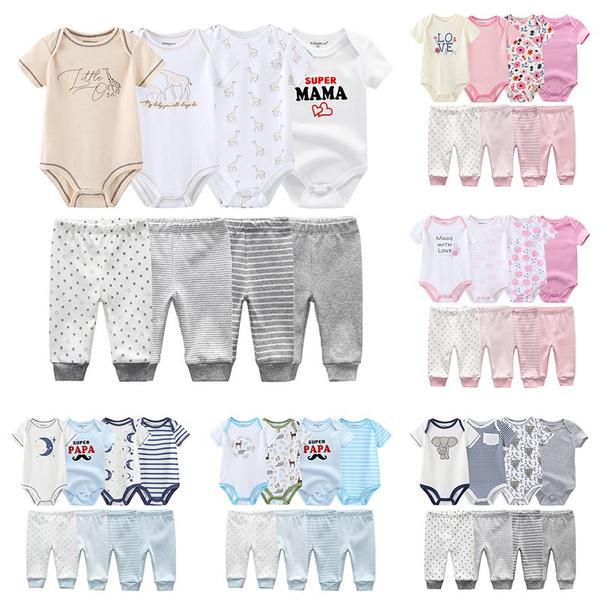 Cotton, babypantsset, Fashion, unisexbabyclothing