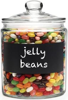 foodbinscanister, Kitchen & Dining, glassstoragejar, Jars