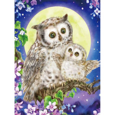 Owl, Fashion, Rhinestone, Kitchen Accessories