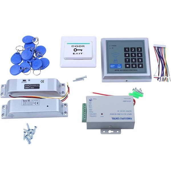 dooraccesscontrolsystemset, Door, Electric, homeofficesmartdoorlock