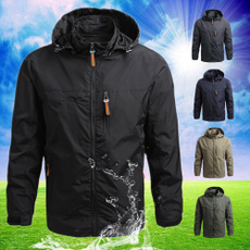 men coat, Outdoor, Spring/Autumn, Hiking