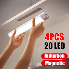 chargingbodyinductionlamp, Bright, Sensors, led