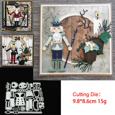 stencil, Scrapbooking, Christmas, scrapbookingamppapercraft