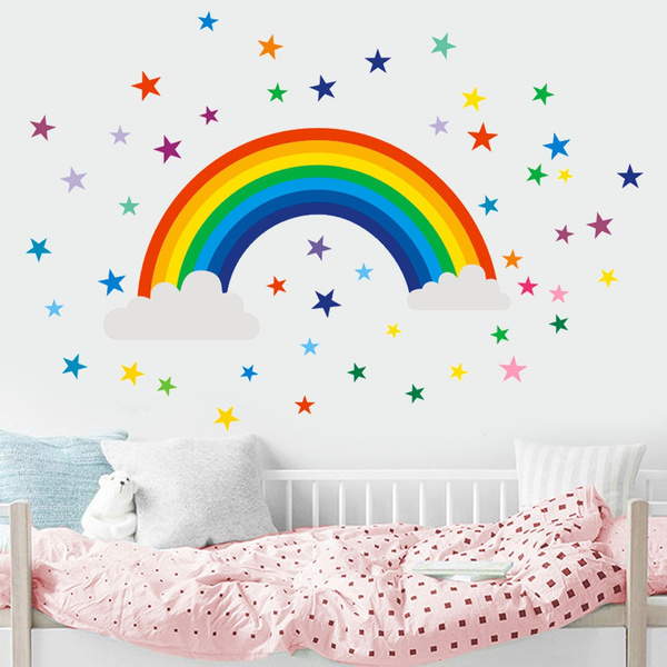 Home & Kitchen, Decor, Home Decor, rainbow