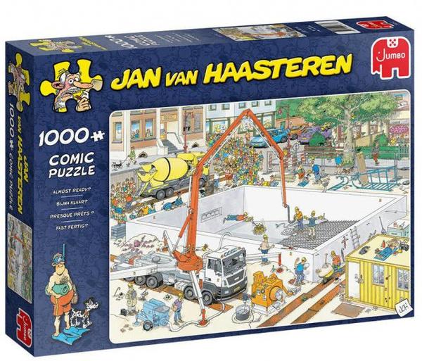 Vans, Puzzle, Jigsaw, jan