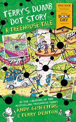 Book, treehouse