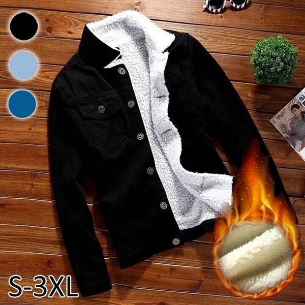 lapeljacket, Fleece, Fashion, Coat