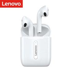 touchcontrol, lenovo, wirelessearphone, Waterproof
