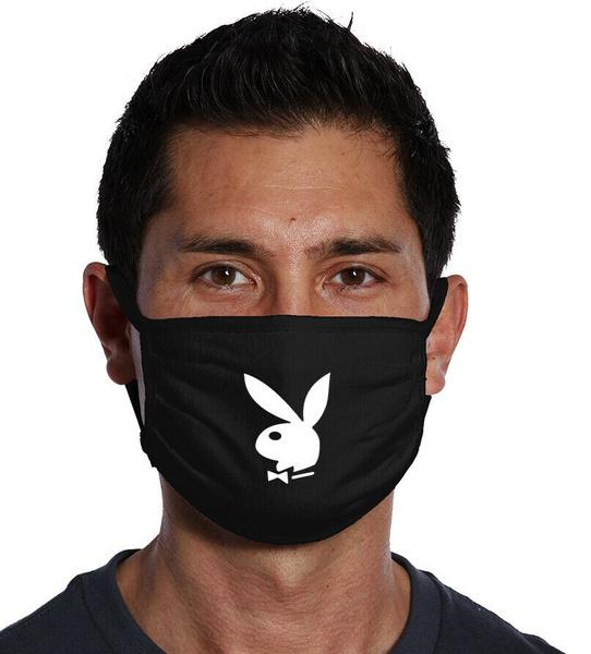 washable, playboy, Masks, Shipping