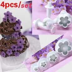 sugarembossingdie, Cake, Flowers, cakemould