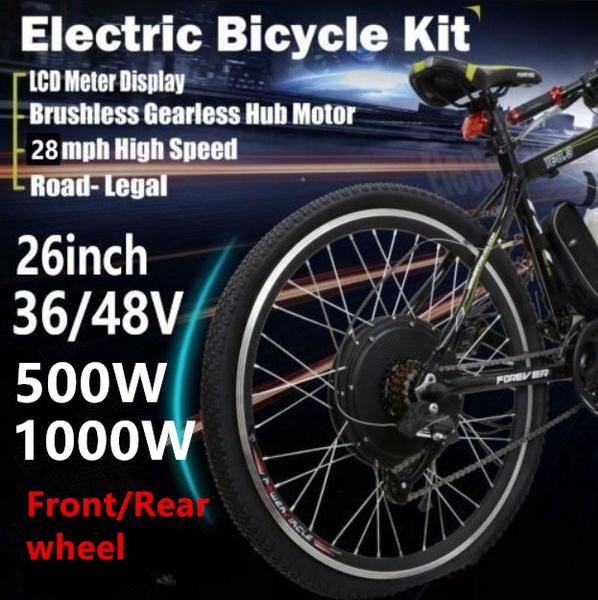 bikemodifiedpart, brushlessmotor, Electric, Sports & Outdoors